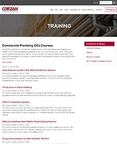 CPVC Training
