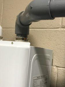 Tankless water heater Corzan CPVC