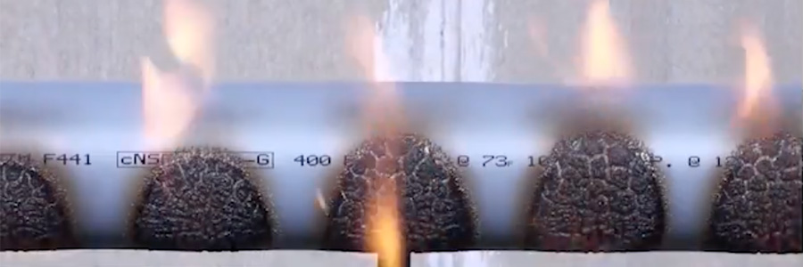 Burn Test Video: How Does CPVC Compare to PEX and PPR?